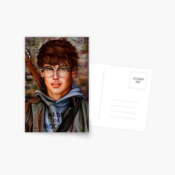 Simon Lewis Postcard