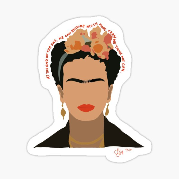 Frida Khalo Sticker