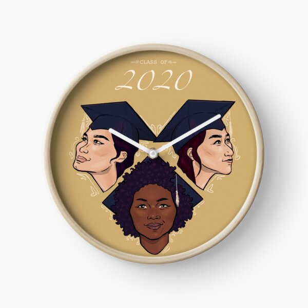 Congraduation! Clock