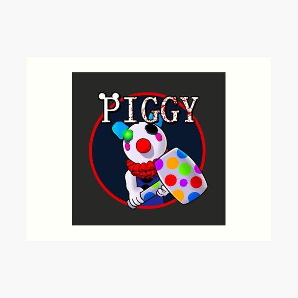 Clown Piggy - Chapter 8 Art Print