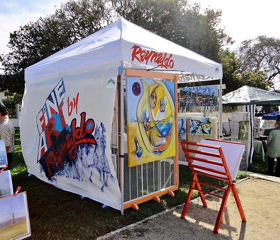 Art of the Sea Show by Reynaldo