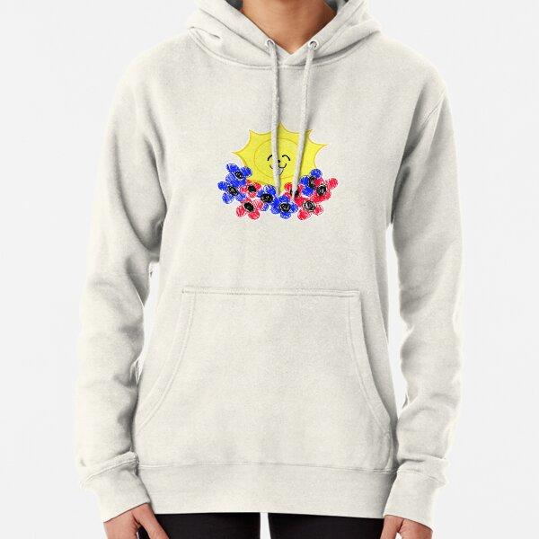 sammy fleurs Pullover Hoodie