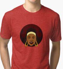 Honey Bee - Black Dynamite Tri-blend T-Shirt
