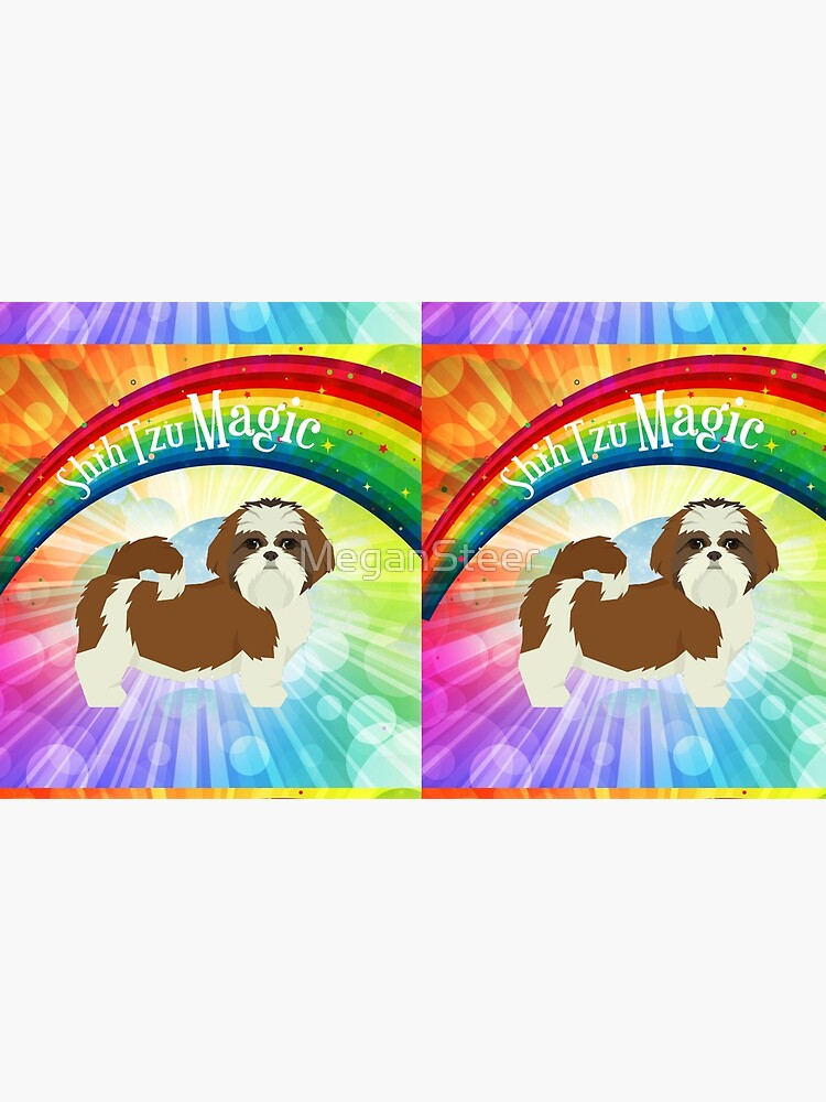 Shih Tzu Magic by MeganSteer