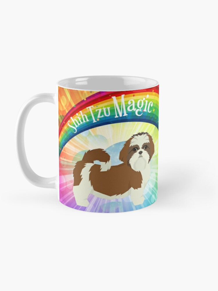 Alternate view of Shih Tzu Magic Mug