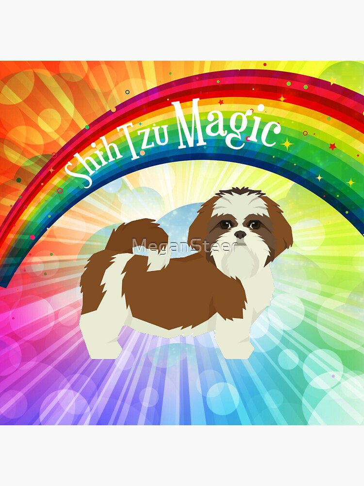 Shih Tzu Magic by MeganSteer
