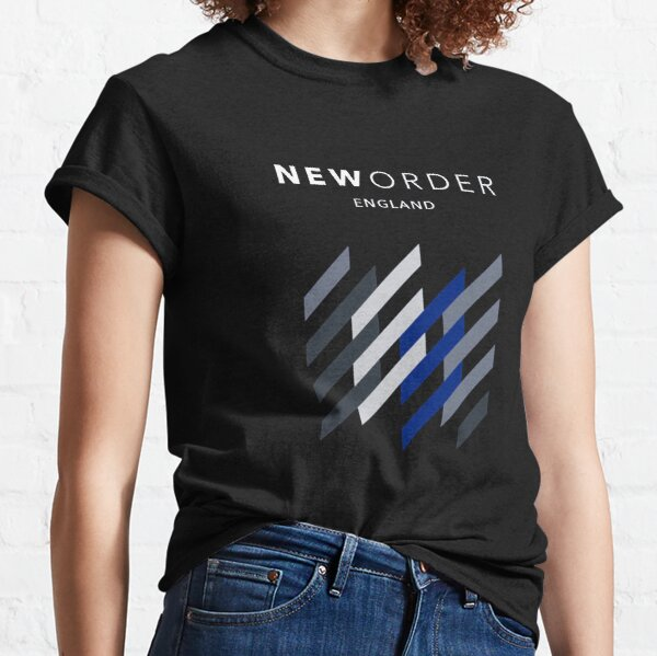 New Order : England Classic T-Shirt