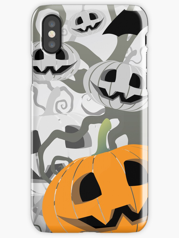 Pumpkins in the forest by -ashetana-
