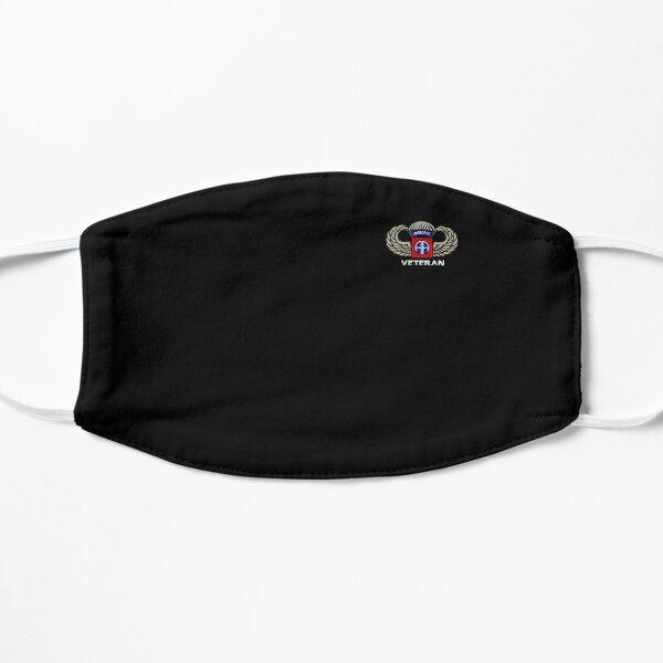 82nd Airborne Shirt - Proud 82nd Airborne Veteran Vintage t-shirt Flat Mask