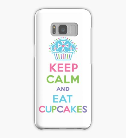 Keep Calm and Eat Cupcakes 3G  4G  4s iPhone case  Samsung Galaxy Case/Skin