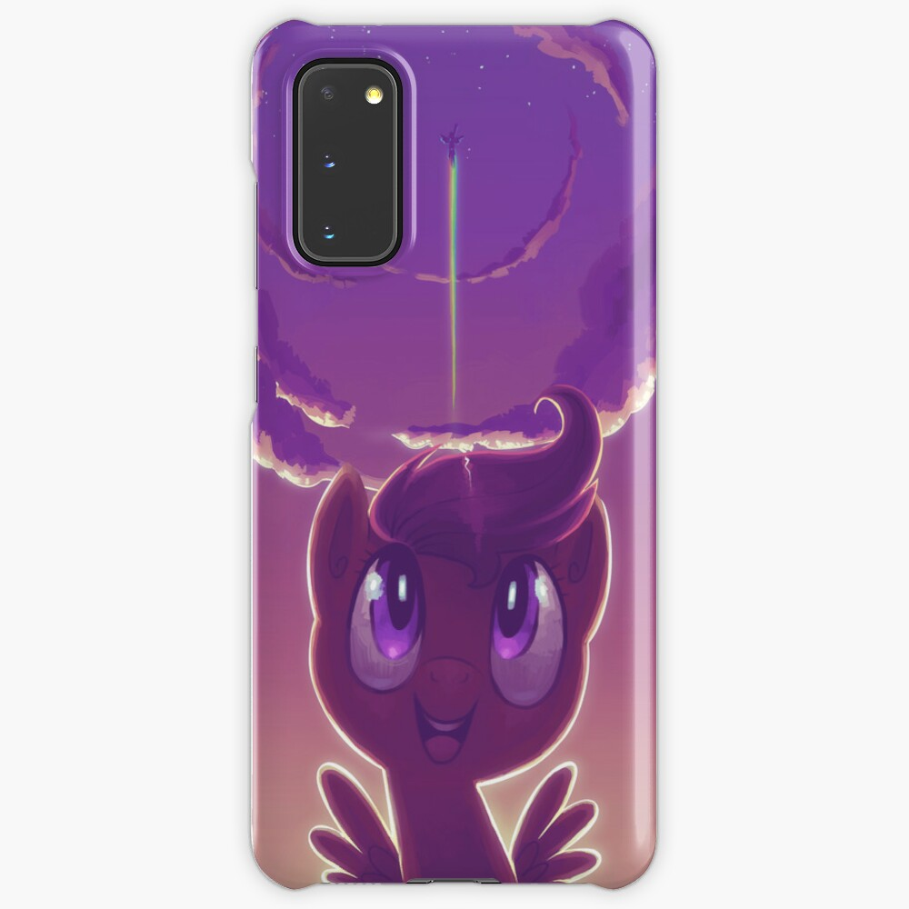 Scootaloo Case Skin For Samsung Galaxy By Anjila Redbubble Now we're on a mission to help ponies discover theirs! scootaloo case skin for samsung galaxy by anjila redbubble