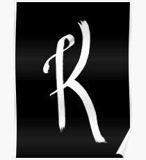 The Letter K Poster