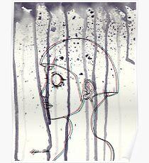 Raincloud Poster