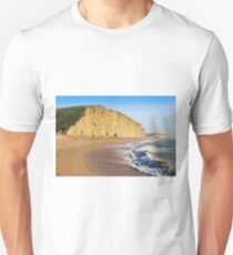 West Bay Dorset  Broadchurch - 1 Unisex T-Shirt