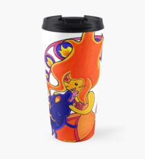 Firey Friendship Travel Mug