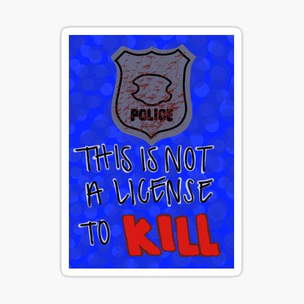 Justice05 Sticker