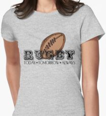 Rugby Women's Fitted T-Shirt