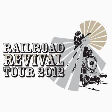 Railroad Revival Tour 2012 by SSGD