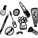Girly Essentials by fluffymafi