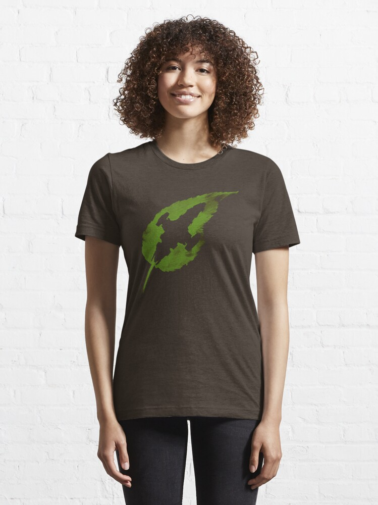 Alternate view of Leaf on the Wind Essential T-Shirt