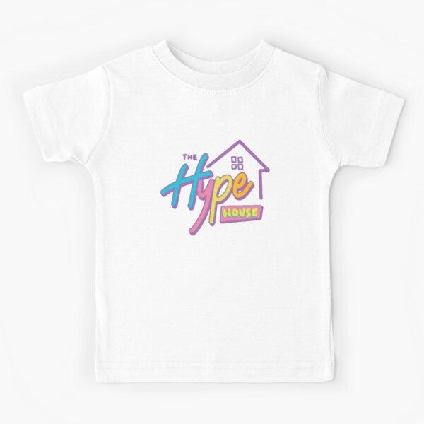 Le logo Hype House T-shirt enfant
