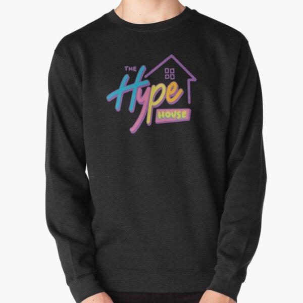 The Hype House Logo Pullover Sweatshirt