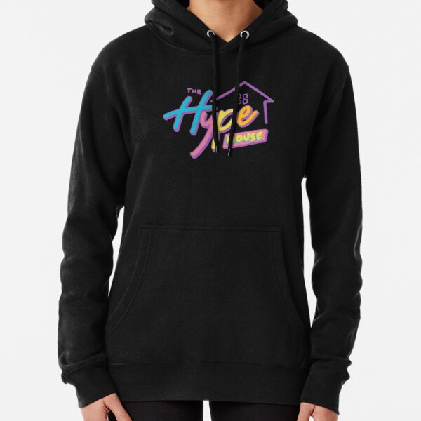 The Hype House Logo Pullover Hoodie