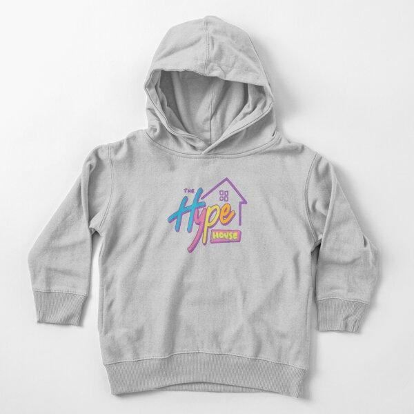 El logotipo de Hype House Sudadera con capucha para bebé