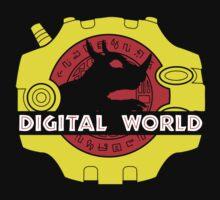 Digital World | Unisex T-Shirt
