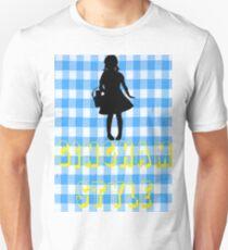 Wizard Of Oz Dorothy Gingham Style Unisex T-Shirt
