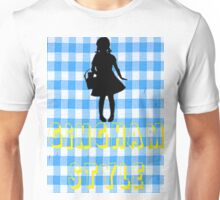 Wizard Of Oz Dorothy Gingham Style Unisex T-Shirt