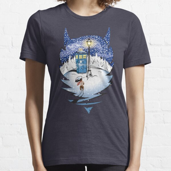 The Lion, The Witch, and the Doctor Essential T-Shirt