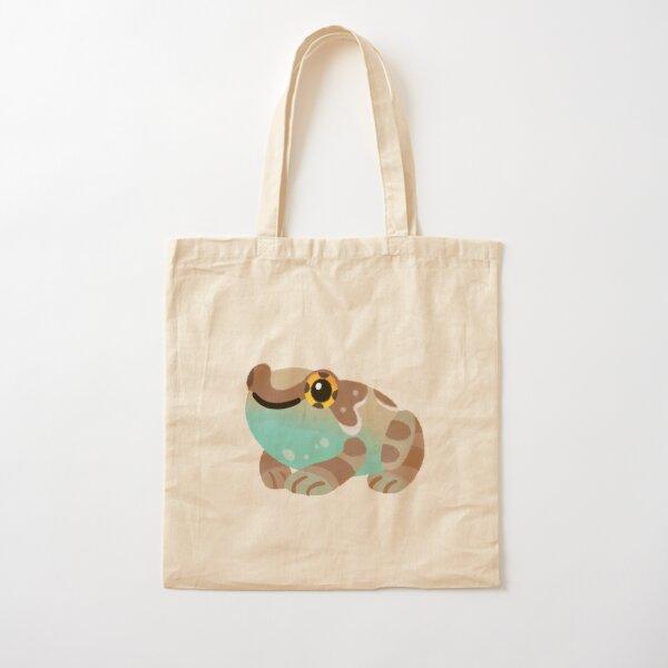Tree frog - dark Cotton Tote Bag
