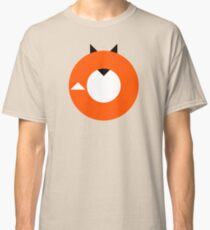 A Most Minimalist Fox Classic T-Shirt