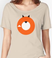 A Most Minimalist Fox Women's Relaxed Fit T-Shirt