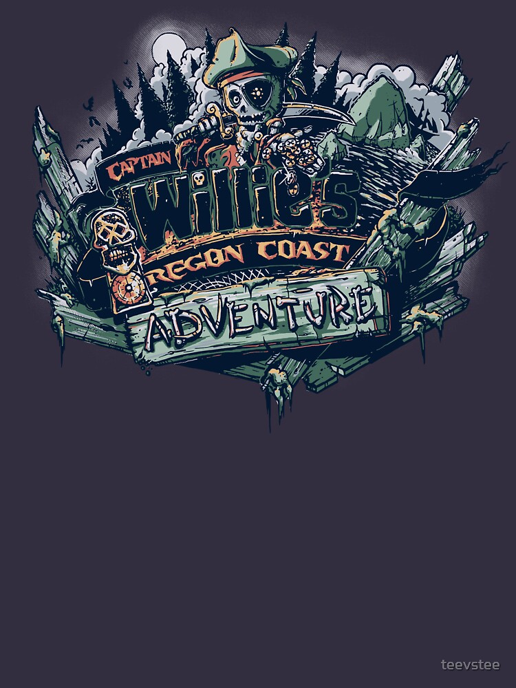 Oregon Coast Adventure | Unisex T-Shirt