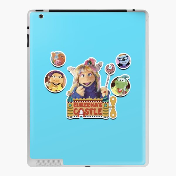 Retro Eureekas Castle Magellan Batley Bogge Quagmire Mr Knack Tribute iPad Skin