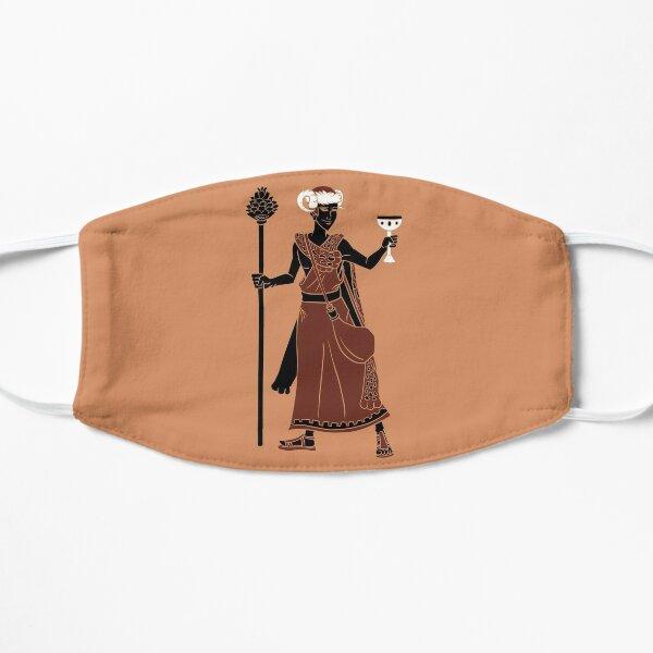 Dionysos Flat Mask