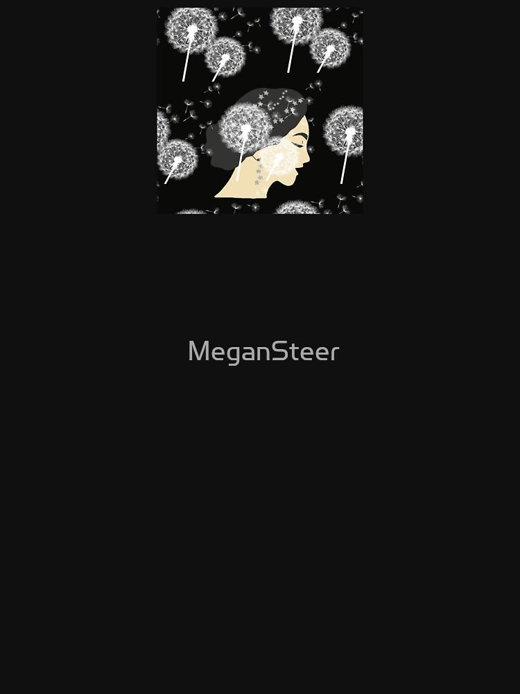 The Dandelion Queen by MeganSteer