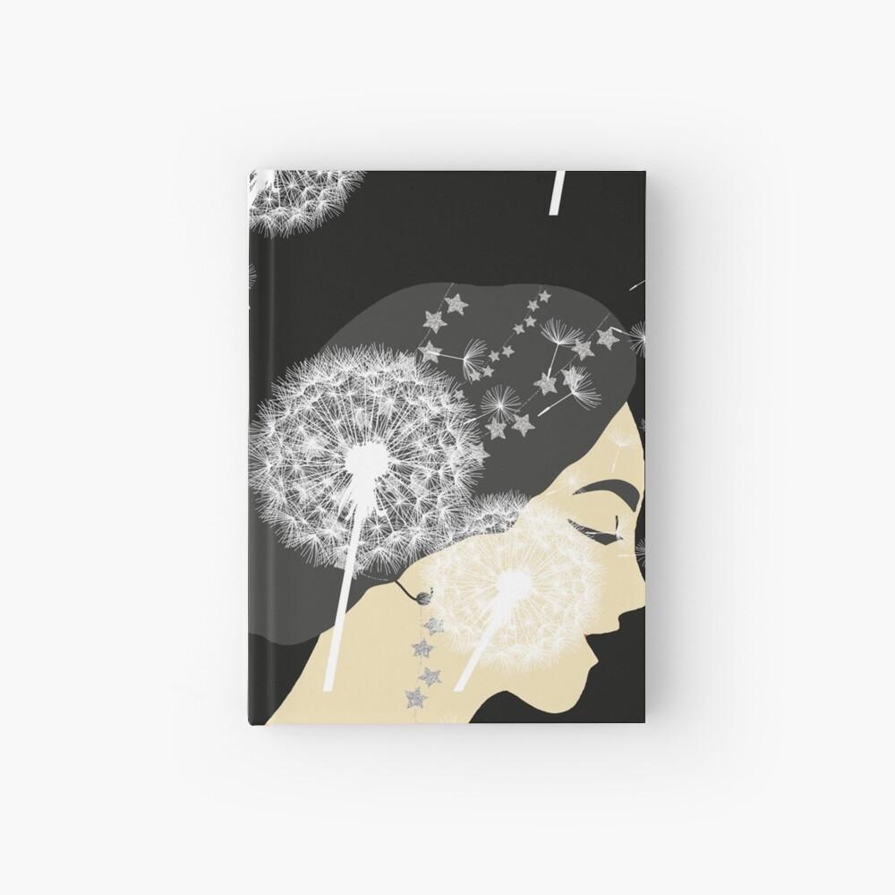 The Dandelion Queen Hardcover Journal