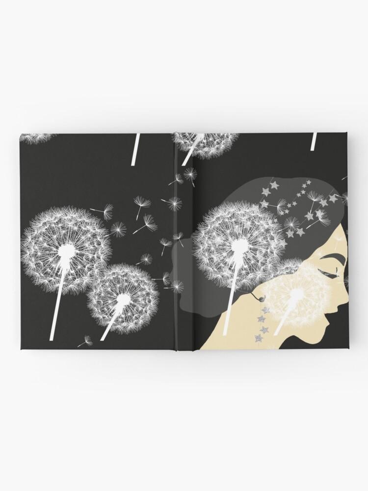 Alternate view of The Dandelion Queen Hardcover Journal