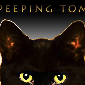 Peeping Tom 2 by hartpix