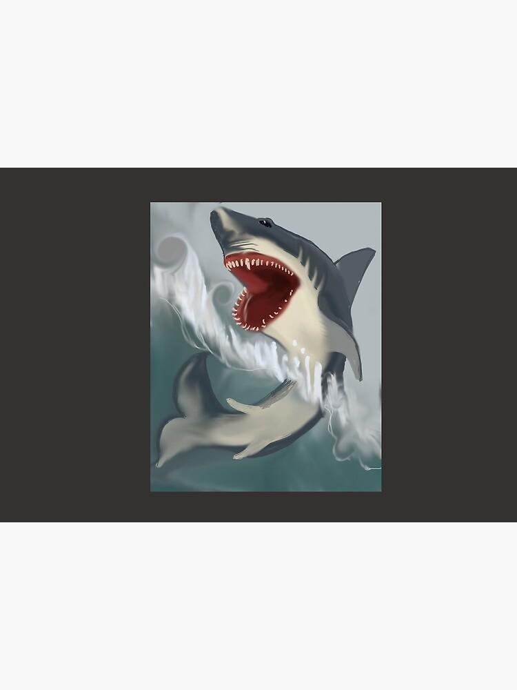 Shark by Gerryjo