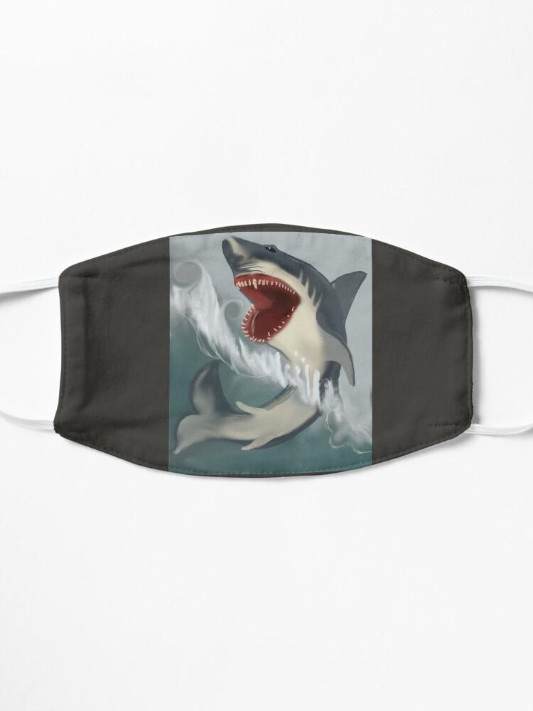 Alternate view of Shark Mask
