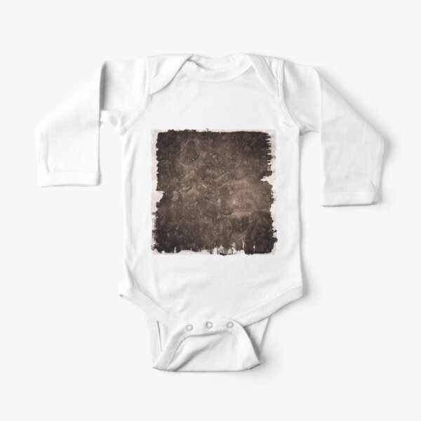 The Atlas of Dreams - Plate 37 Long Sleeve Baby One-Piece