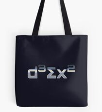 The Name of The Doctor Tote Bag
