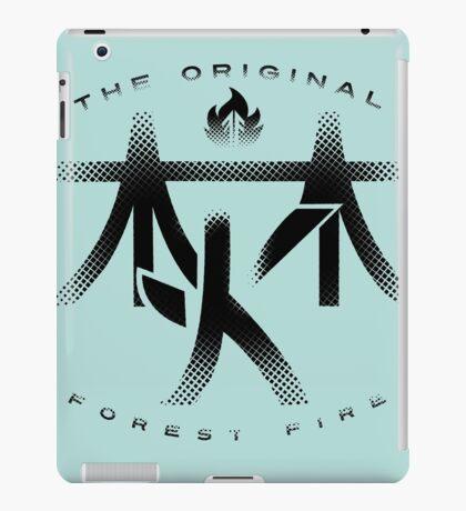 Forest Fire - 'Kanji' iPad Case/Skin