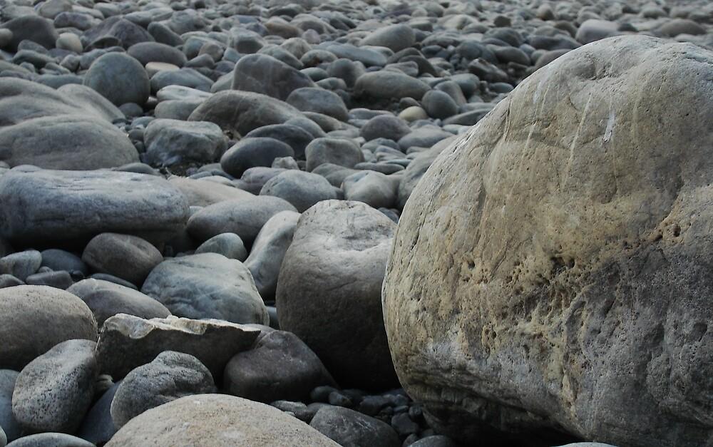 River Rocks by Rishabh Malviya
