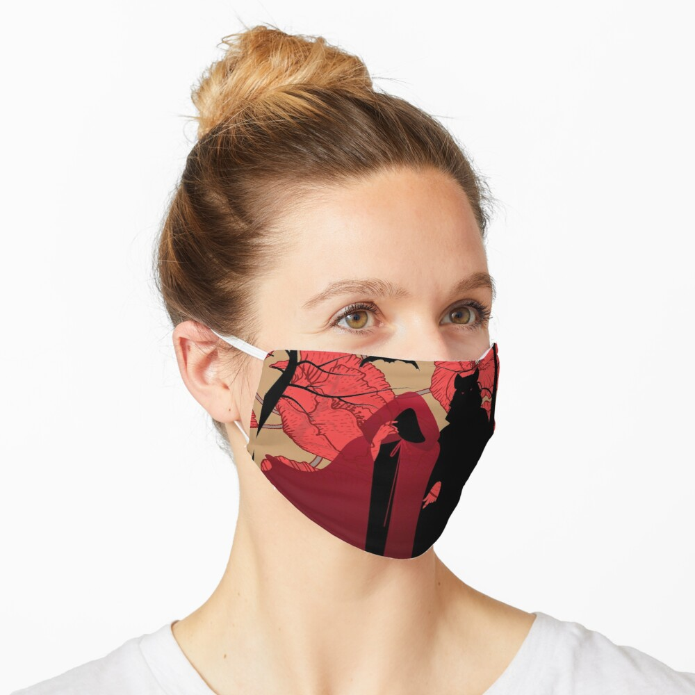 Little Red Riding Hood Mask