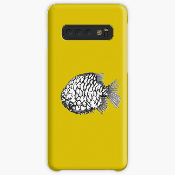 Bridget the Pineapple Fish Samsung Galaxy Snap Case